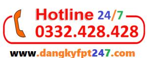 hotline đăng ký